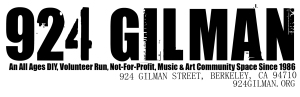 924 Gilman St