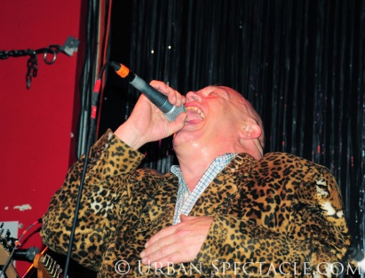 Bad Manners (Buster Bloodvessel 2) 5.20.11