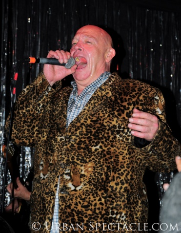 Bad Manners (Buster Bloodvessel 5) 5.20.11