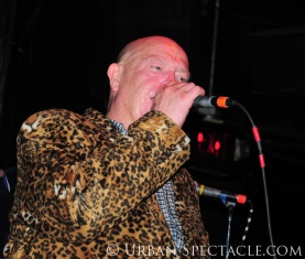Bad Manners (Buster Bloodvessel 8) 5.20.11