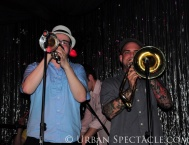 Bad Manners (Horns 2) 5.20.11