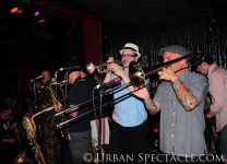 Bad Manners (Horns 3) 5.20.11