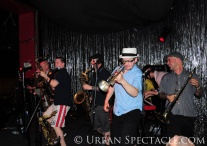 Bad Manners (Horns 4) 5.20.11