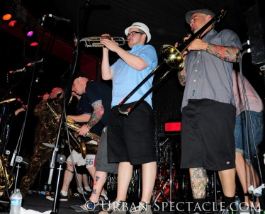 Bad Manners (Horns 5) 5.20.11