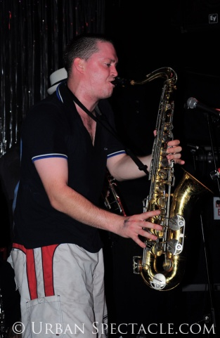 Bad Manners (Russel 3) 5.20.11