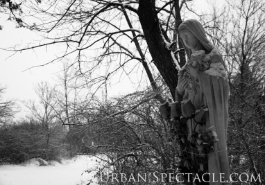 Nature (Statues - St. Theresa II) 12.24.10