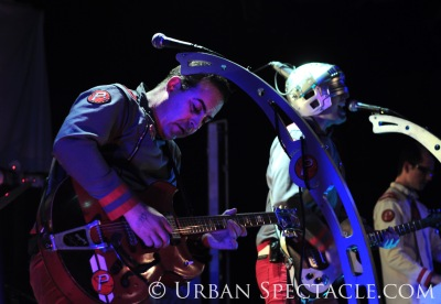 Phenomenauts, The9