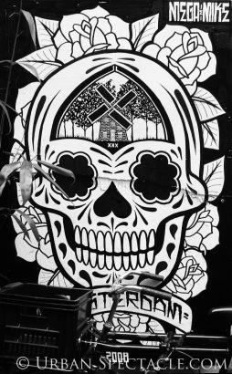 Street Art of Amsterdam 8.14.08