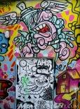 Street Art of Amsterdam (color) 8.14.08