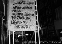 Street Art of Amsterdam (Critical Mass 2) 8.11.08