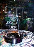 Street Art of Amsterdam @ Hill Street (ashtray) Blues 8.11.09