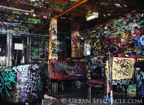 Street Art of Amsterdam @ Hill Street Blues 8.11.09