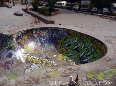 Street Art of Brussels (Recyclart) 8.15.08
