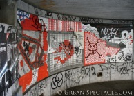 Street Art of Brussels (Red 2) 8.15.08