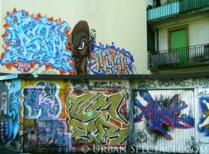 Street Art of Geneva 3.25.05