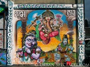 Street Art of Geneva (India) 3.27.05