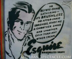 Street Art of London (Esquire) 8.18.08