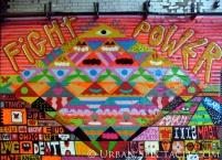 Street Art of London (Fight The Power) 8.18.08