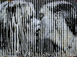 Street Art of London (Madonna-Spears) 8.18.08