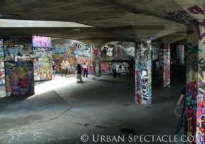 Street Art of London (Museum area 2) 8.6.08