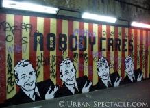Street Art of London (Nobody Cares) 8.18.08