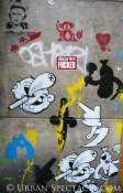 Street Art of London (Sorry, We're Fucked) 8.18.08