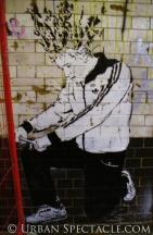 Street Art of London (T.N.T.) 8.18.08
