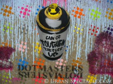 Street Art of London (Toughen Up) 8.18.08