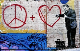 Street Art of San Francisco (Banksy) 8.23.12 copy