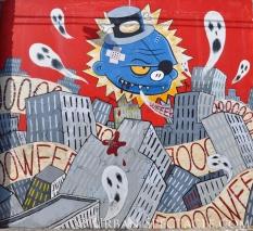 Street Art of San Francisco (City Takeover) 3.25.10