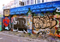 Street Art of San Francisco (Clarion Alley) 3.25.10