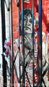 Street Art of San Francisco (Clarion Alley (Trapped)) 3.25.10