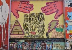 Street Art of San Francisco (Clarion Alley @ Valencia) 3.25.10