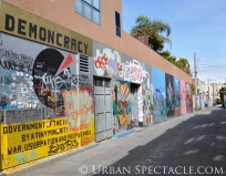 Street Art of San Francisco (Demoncracy) 3.25.10