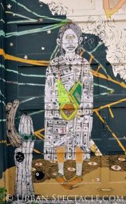 Street Art of San Francisco (Garage) 3.25.10