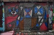 Street Art of San Francisco (Graffiti Cat) 1.20.12