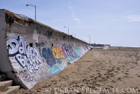Street Art of San Francisco (Ocean Beach 2)
