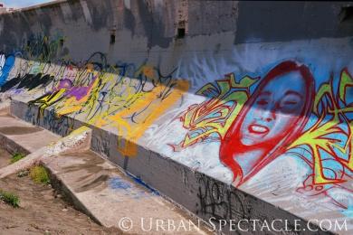 Street Art of San Francisco (Ocean Beach) 3.25.10