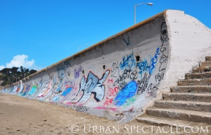 Street Art of San Francisco (Ocean Beach II) 3.25.10