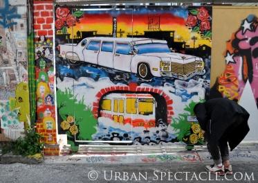 Street Art of San Francisco (Pimp Ride) 3.25.10