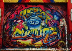 Street Art of San Francisco (Respect Culture) 1.20.12