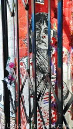 Street Art of San Francisco (Trapped) 3.25.10
