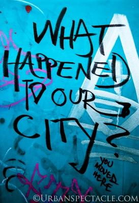 Street Art of San Francisco (What Happened) 3.6.15