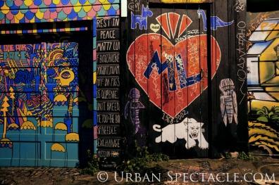 Street Art of San Francisco