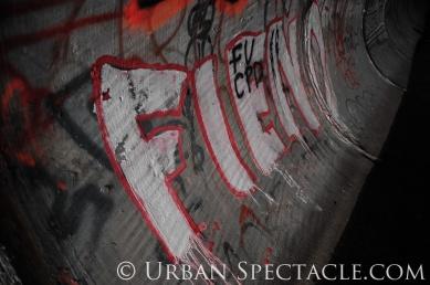 Street Art of San Jose (85 & Pollard (Fiend)) 6.7.11