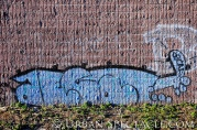 Street Art of San Jose (85 & Pollard (Thumbs Up)) 6.7.11