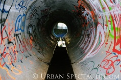 Street Art of San Jose (85 & Pollard (Tunnel 3)) 6.7.11