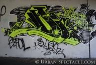 Street Art of San Jose (Don't Forget to Write) 2.10.11