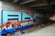 Street Art of San Jose (Homeless Village) 11.11.10