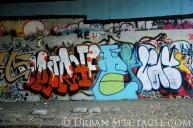 Street Art of San Jose (Homeless Village 11) 11.11.10